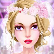 wedding salon dress up and makeover game for kids free iphone