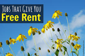 Jobs That Give Free Rent