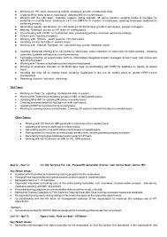 Hr Business Partner Resume Human Resources Resume Objective Hr