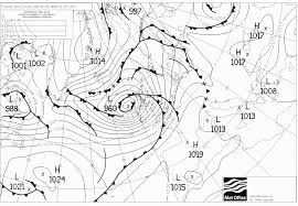 How To Pressure Synoptic Weather Charts Explored