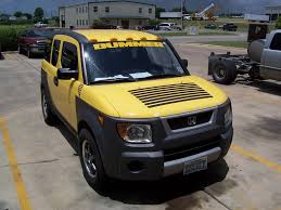My 03 Bummer - Honda Element Owners Club Forum