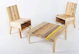 Image of: Diy Recycled Furniture Idea