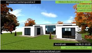 moderne contemporaine 3 une maison d architecte