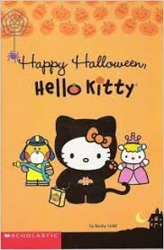 If you print all the coloring pages you can make your own fun hello kitty coloring book, add some stickers and glitters to make your book sparkle. Happy Halloween Hello Kitty Gold Becky 9780439449007 Amazon Com Books