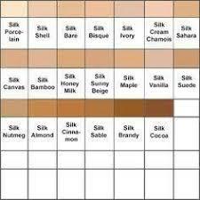 Clinique Superbalanced Shade Chart Clinique Superbalanced Silk Makeup Color Chart Saubhaya Makeup