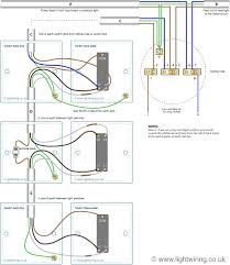 3 way switch wiring diagram multiple lights to ceiling fan light with diagrams