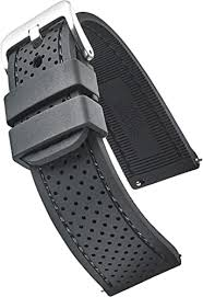 Alpine Premium Quality Waterproof <b>Silicone Watch Band Strap with</b> ...
