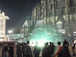 Image result for cologne train station assault