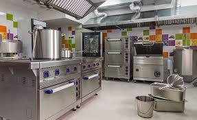 Comercial Kitchen Design Unique Design