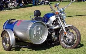 red bull motorcycle sidecar funny bizarre amazing pictures