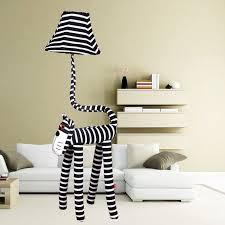cool floor lamps kids rooms. Cute Stripe Cat Children\u0027s Room Floor Lamp Cartoon Fabric Kid\u0027s Bedroom Lamps Baby Cool Kids Rooms S