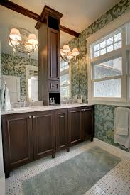 bathroom double vanity with center tower. hampton vanity tower with traditional bathroom vanities tops and double sink center