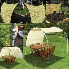 diy outdoor canopy tent