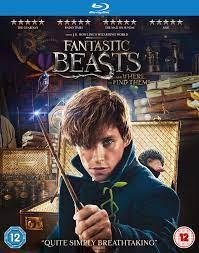 Fantastic Beasts and Where To Find Them + Digital Download Blu-ray 2016  UK-Import, Sprache-Englisch: Amazon.de: Eddie Redmayne, Katherine  Waterston, Dan Fogler, Sam Redford, Scott Goldman, Tim Bentinck, Tom Clarke  Hill, Tristan Tait,