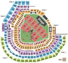 Busch Stadium Concert Seating Chart Journey Foreigner Tickets Seating Chart Busch Stadium