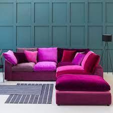 big softie corner unit footstool