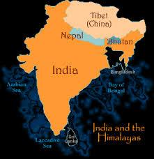 india & nepal intermarriage, diffusion, and barriers the yale Nepal India Map Nepal India Map #38 nepal india border map