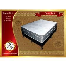 mattresses dream pedic