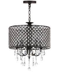black chandelier lighting photo 5. Safavieh Alex 5Light Black Chandelier Lighting Photo 5