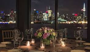 Chart House Weehawken Rehearsal Dinners Bridal Showers