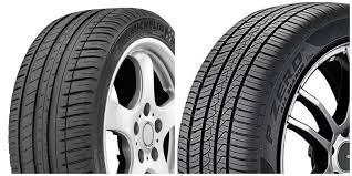 Michelin Pilot <b>Sport</b> A/S 3+ Vs. <b>Pirelli P Zero</b> All Season Plus - Tire ...