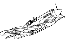 Small Picture Fighter Airplane Jet Color Pictures Print Coloring pages