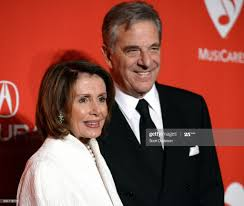 Politician Nancy Pelosi and her husband Paul Pelosi walk on the red... News  Photo - Getty Images