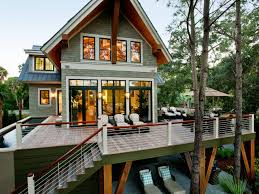 Decking Materials Know Your Options HGTV - Exterior decking materials