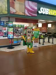 Subway Elyria Oh 44035 Inside Walmart 1000 Chestnut
