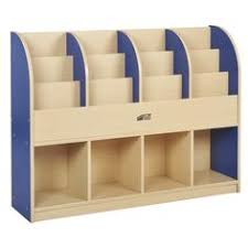 Book Display Stand Staples Whitney Brothers Mobile Book Storage Island Natural Item 100 15
