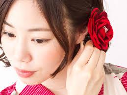 ショートヘアに映える浴衣髪飾りのつけ方使い方5パターンall About