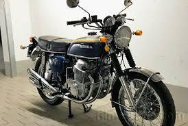 oldtimer honda cb 750 four k2 von 1972