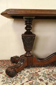 antique foyer furniture. Antique Foyer Furniture Renaissance Carved Sofa Hall Or Table  Bench D