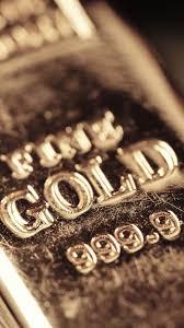Gold Ingot Metal 1080x1920 Iphone 8766s Plus Wallpaper