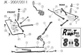 jeep tj 2008 wiring diagram jeep discover your jeep mander steering suspension diagram