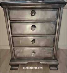 shabby chic furniture pictures. Diy Shabby Chic Night Stand Furniture Makeover Krylon Looking Glass Pictures