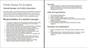 job description data manager data manager job description template pictures hd artsyken