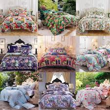 20 styles bohemian country style quilt