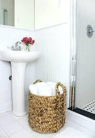 bath towel gift basket ideas one beautiful eight everyday uses bathrooms bathroom towel basket