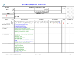027 Internal Audit Report Format In Excel Or Security