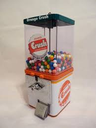 Small Candy Vending Machine Stunning Vintage Gumball Machine Small Candy Vending Machine Komet Restored