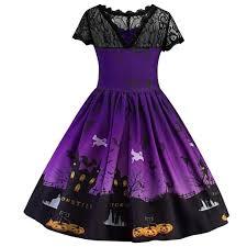 Toddler <b>Teen Baby Girls</b> Dress Girls Halloween <b>Dresses</b> Pumpkin ...