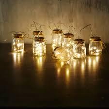 lighting jar. jar light garland lighting s