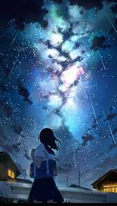 Anime Galaxy Wallpapers - Wallpaper Cave