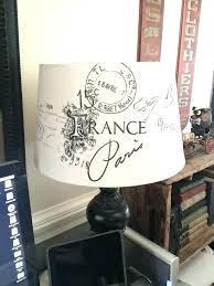 paris themed lamp shade themed lamp shade best lamps and lampshades images on bedding collections chandelier