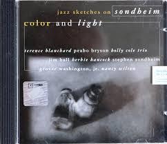 Color And Light Sondheim Sondheim Bryson Redman Mcbride Color Light Jazz