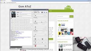 Gsm AToZ: How Flash Samsung E1282T