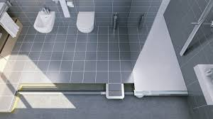 Bodenablaufpumpe Für Barrierefreie Duschen Im Bestand Bad