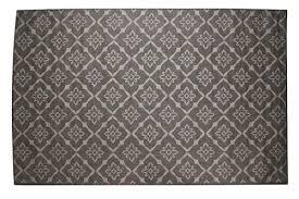 oriental weavers trade savannah trellis grey indoor outdoor area rug