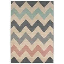 chevron grey 8 ft x area rug and white uk n